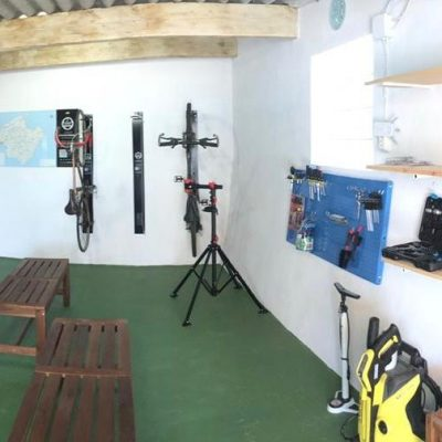 Cycling center - Bike station 1