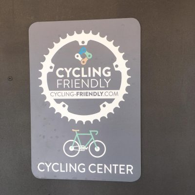 Cycling center - Bike station 5